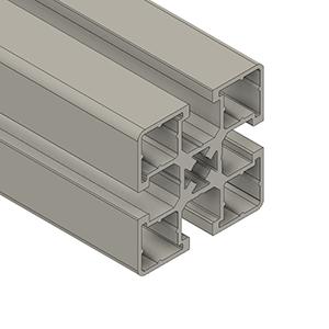 aluminum profile T-Slot Extrusion 45 x 45