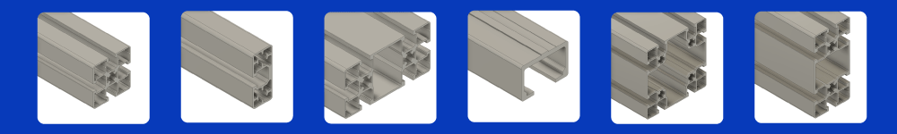 aluminum profile T-Slot Extrusion