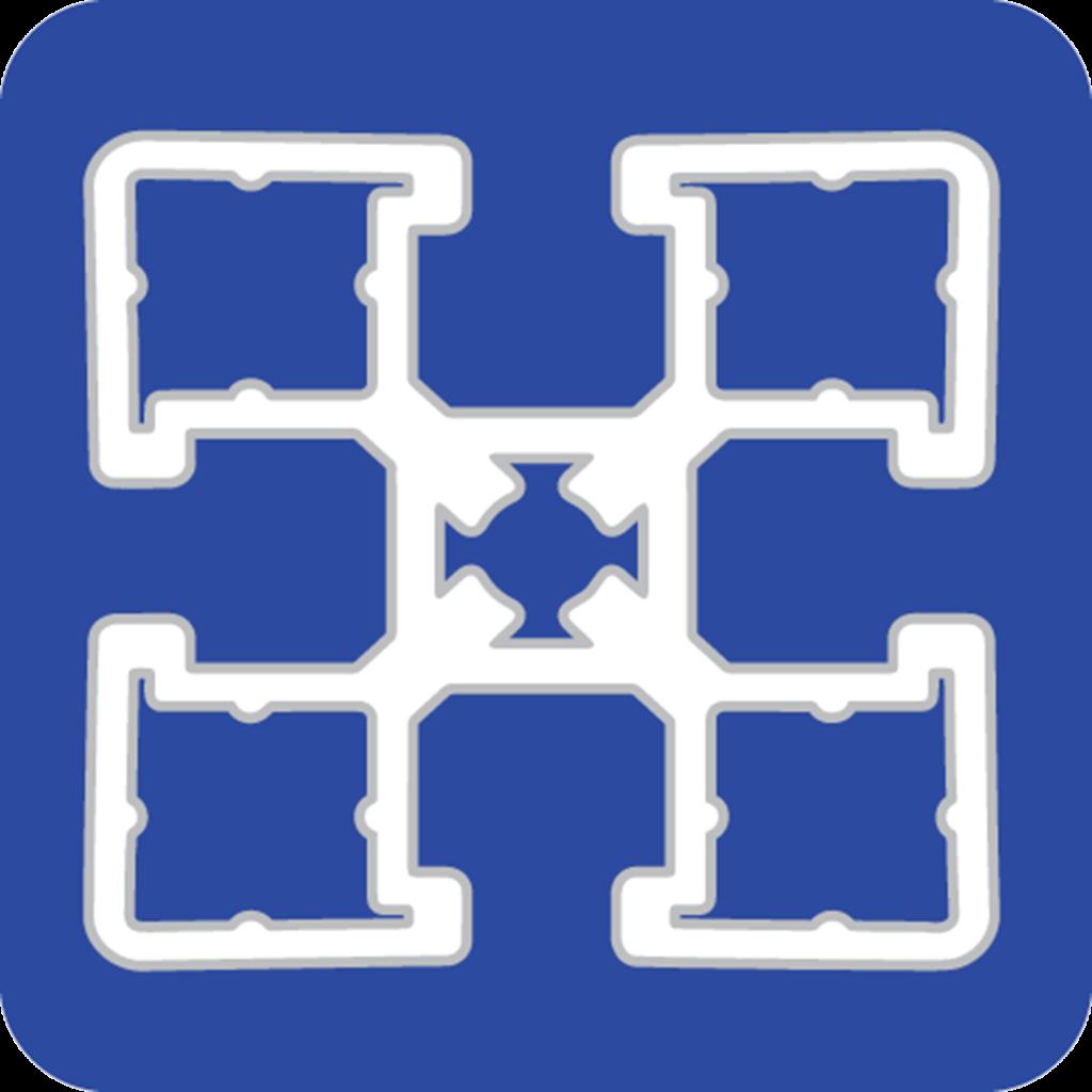 aluminum profile T-Slot Extrusion icon