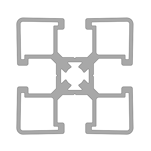 aluminum profile T-Slot Extrusion - 45 x45 Profile